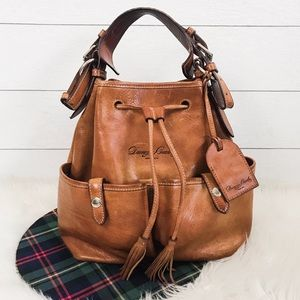 Dooney & Bourke • Florentine Vacchetta Bucket Bag